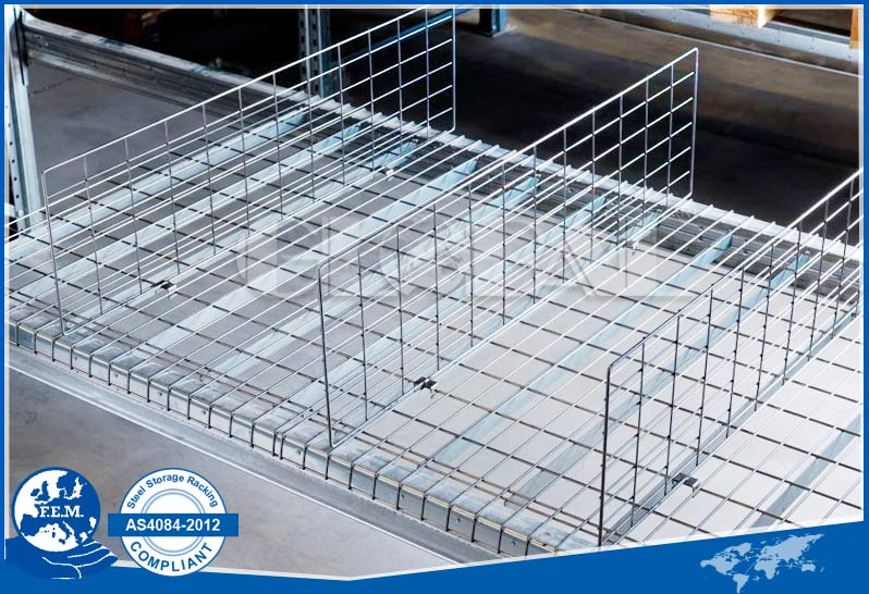 GLOBAL-Racking&Shelving|Wire Mesh Products|Supermarket Shelving...
