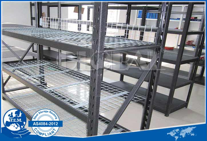Global Racking Amp Shelving Wire Mesh Products Supermarket